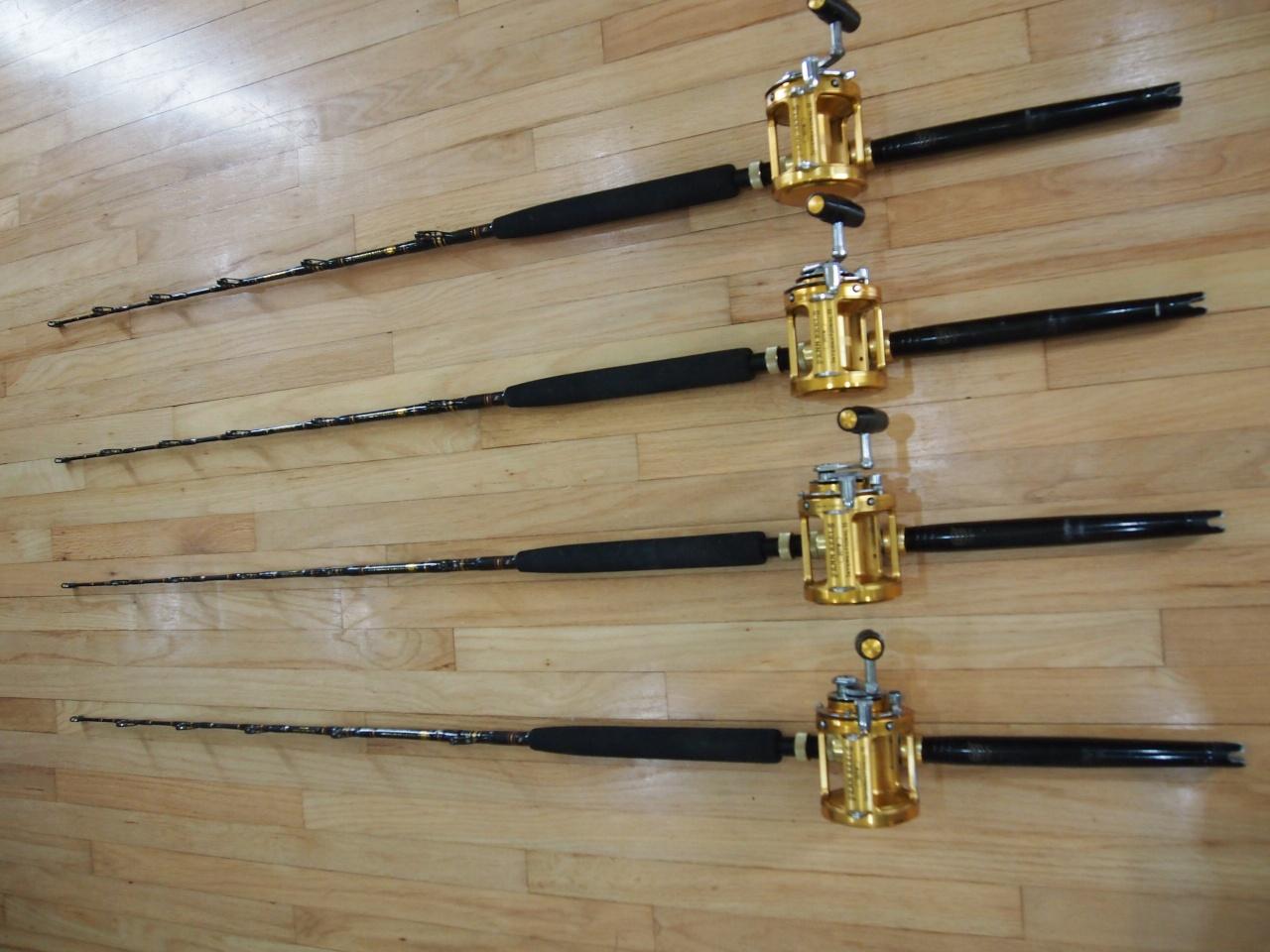 Penn & Shimano Reels, lots of rods-001-jpg
