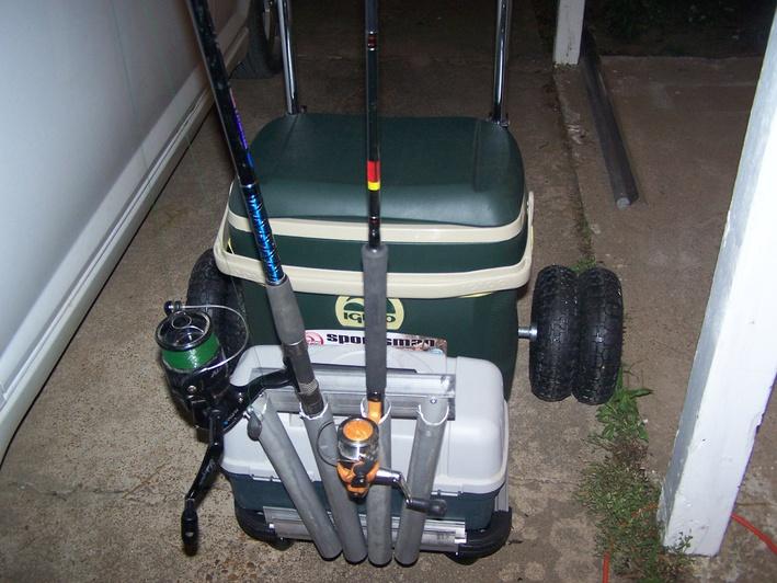 Another Diy Beach Cart