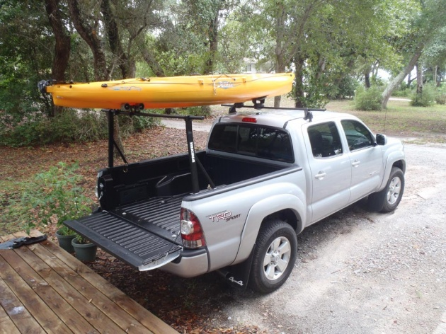 Yakima Truck Kayak Racks Pensacola Fishing Forum