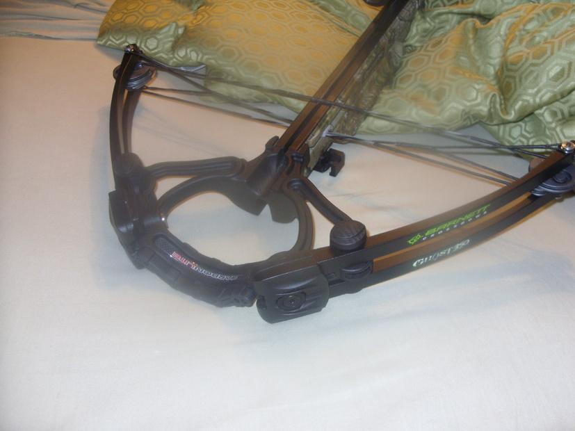 Barnett Crossbow Ghost 350 CRT w/Scope/Quiver-004-jpg