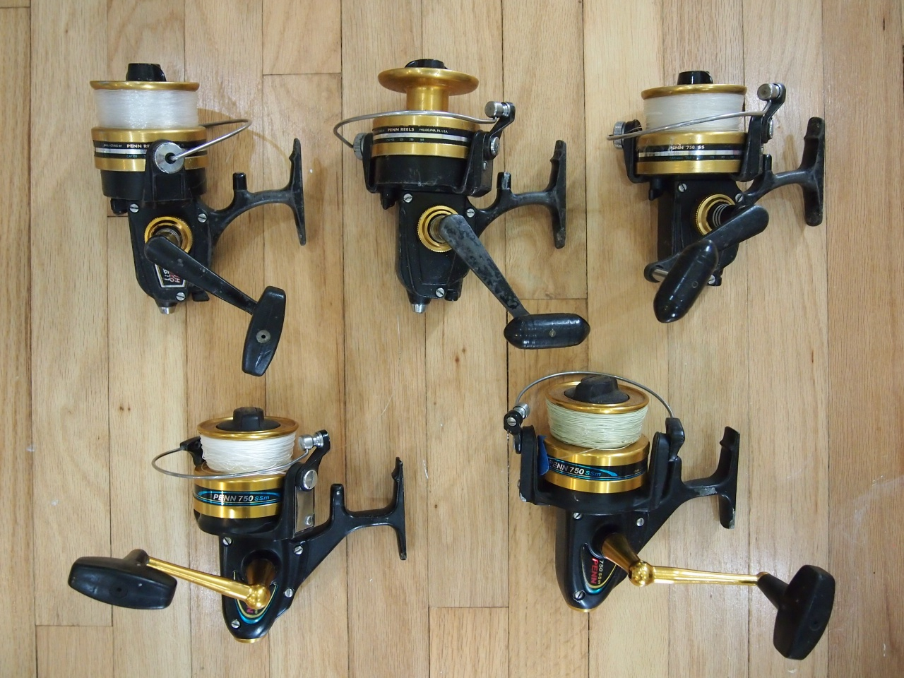 Penn & Shimano Reels, lots of rods-010-jpg