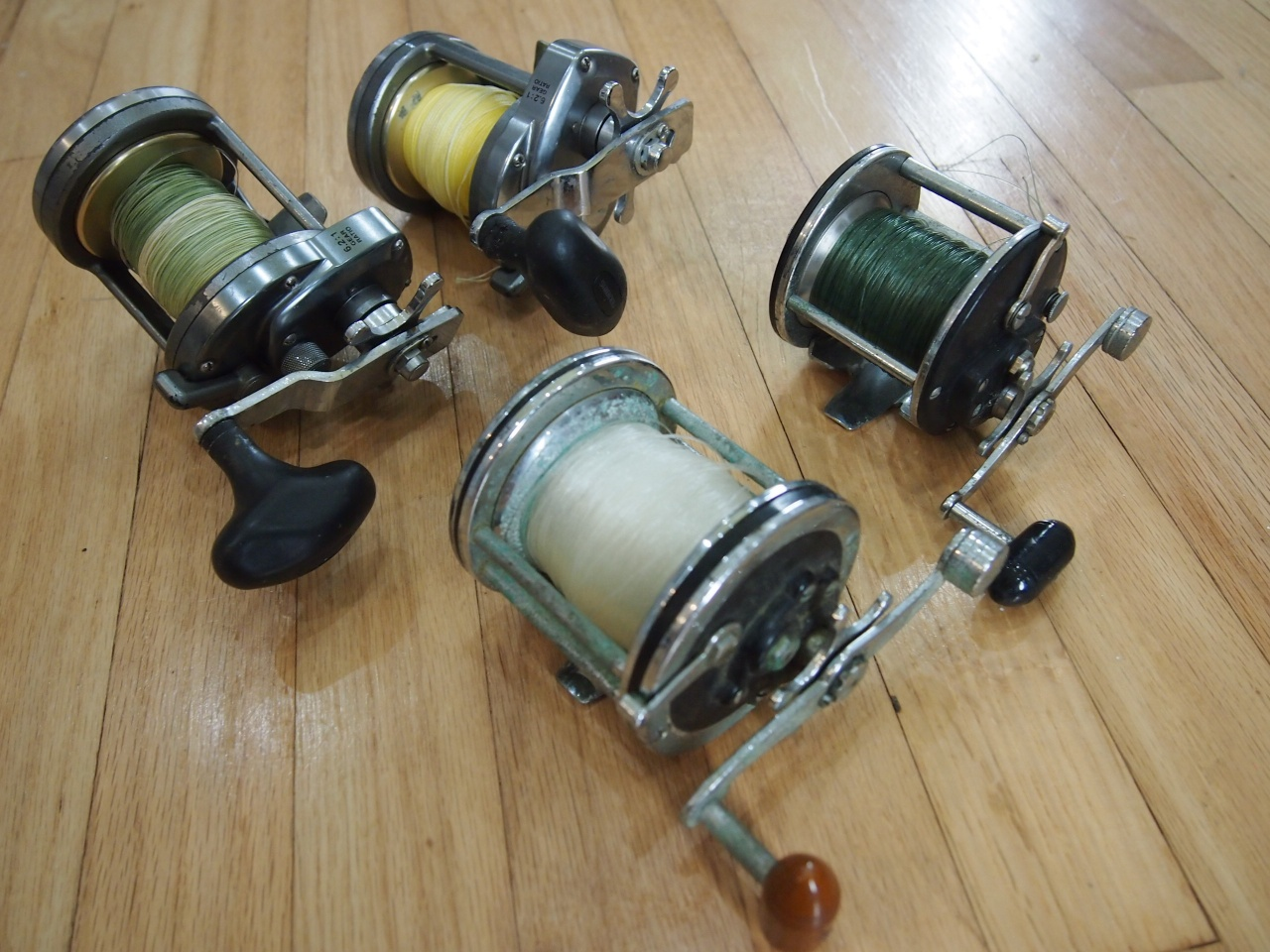 Penn & Shimano Reels, lots of rods-011-jpg