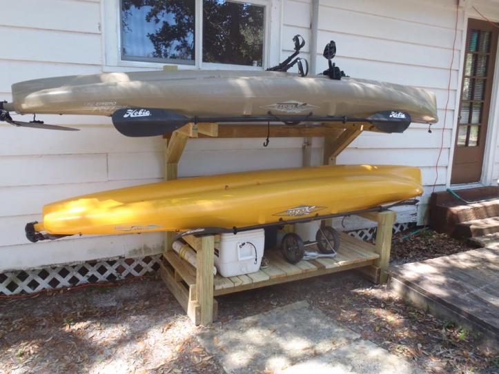 Kayak storage rack-011-jpg