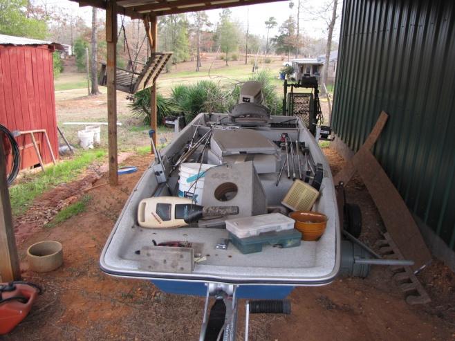 14 ft Glasstream stick steering boat - Pensacola Fishing Forum