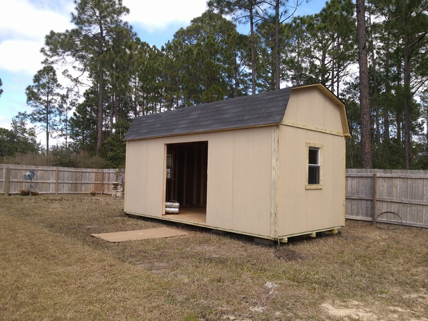 Plywood Shed Floor Covering Pensacola Fishing Forum