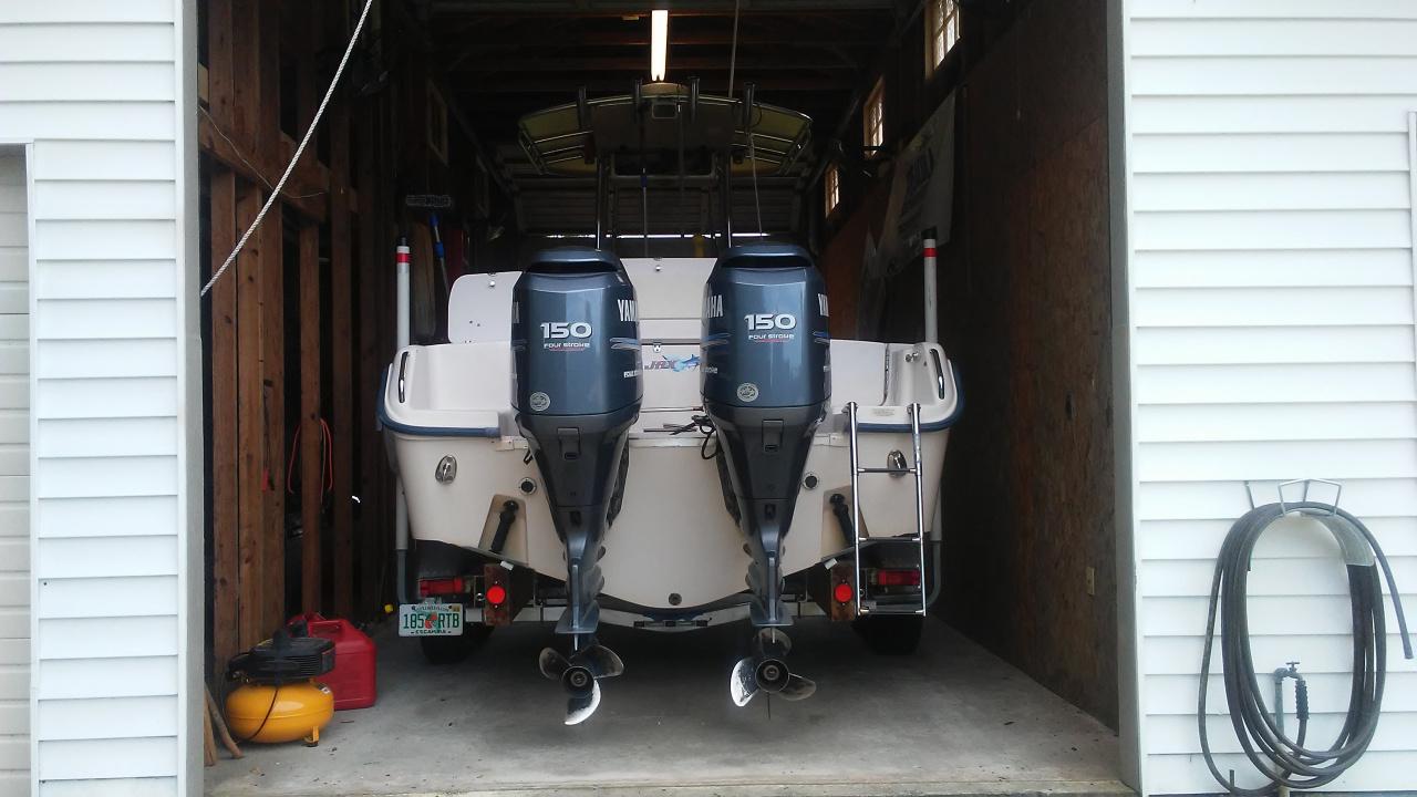 2007 Grady White 257 Twin F150's Ready to go-0916191615-jpg
