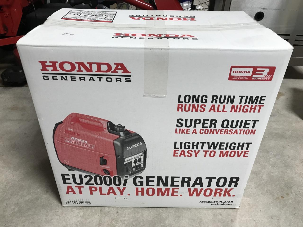 Honda EU2000i Generator-1-jpg