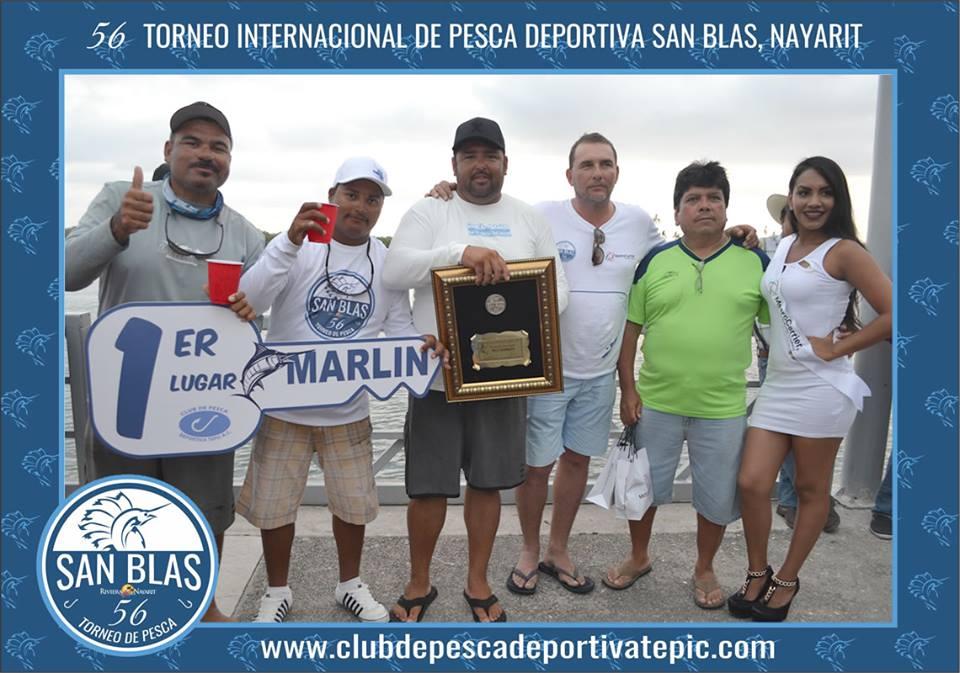 Captain Cesar Perez Brakes Marlin record in San Blas-1-st-place-marlin-jpg