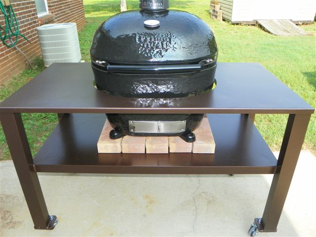 Table made for my Primo XL Grill-100_0242-jpg