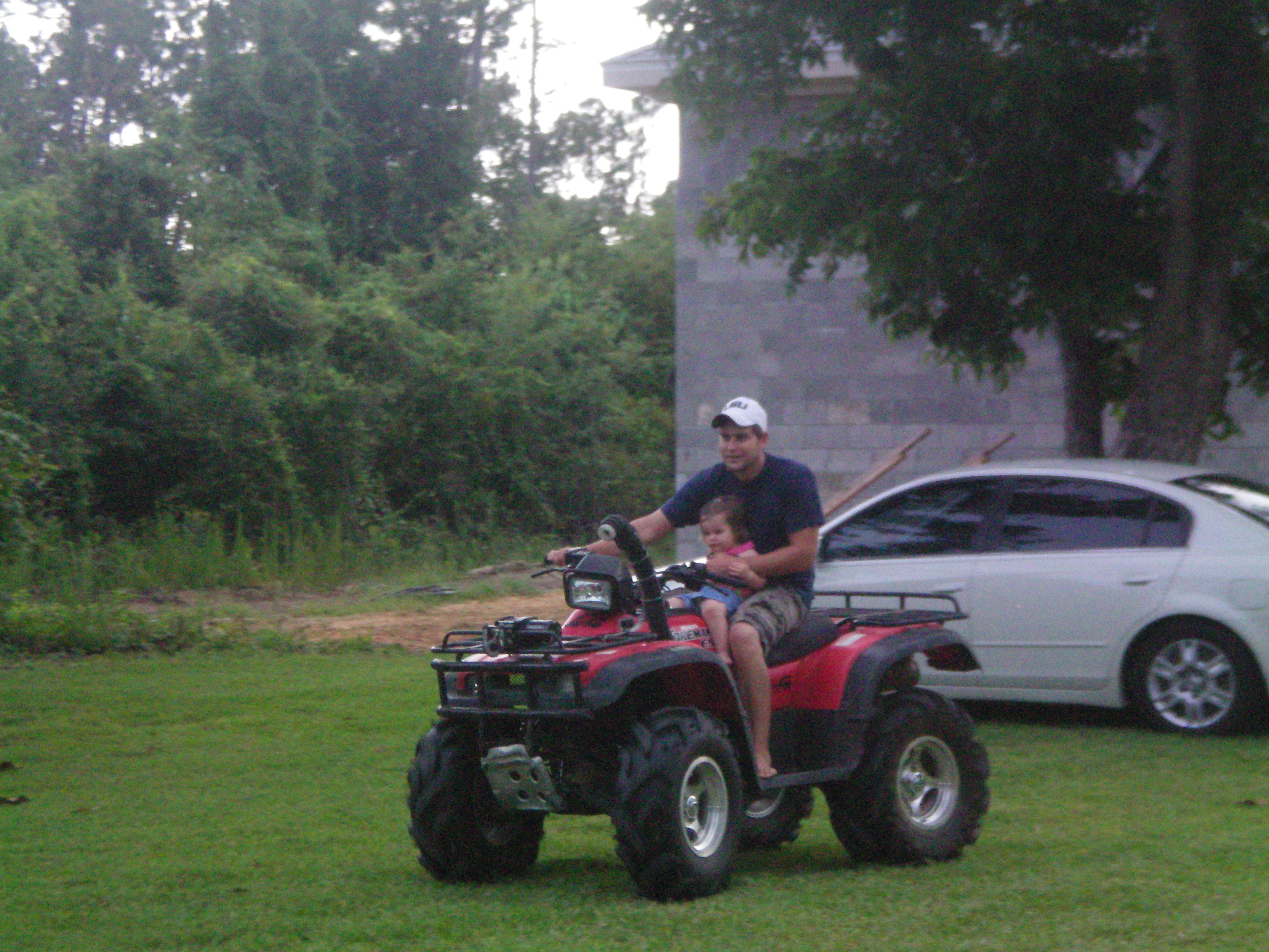 4 inch lift for honda foreman | High Lifter Forums