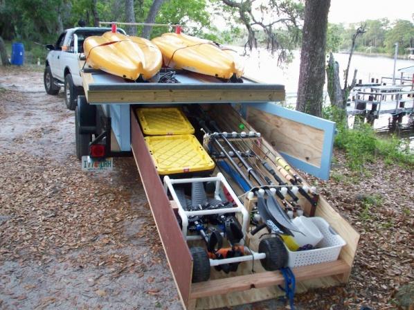 topic homemade kayak trailer harbor freight wilson