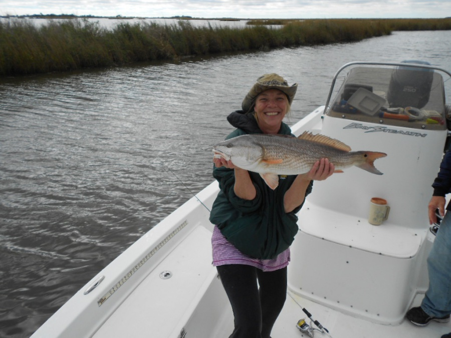 Port Sulpher, Louisiana, Happy Jack, two days of extreme catching fish-12-jpg