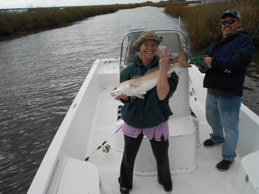 Port Sulpher, Louisiana, Happy Jack, two days of extreme catching fish-13-jpg