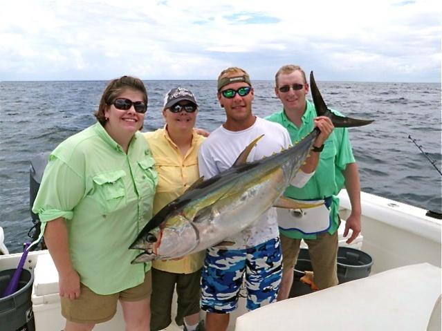 Offshore Tuna Fishing..Super Strike Charters-1340-jpg