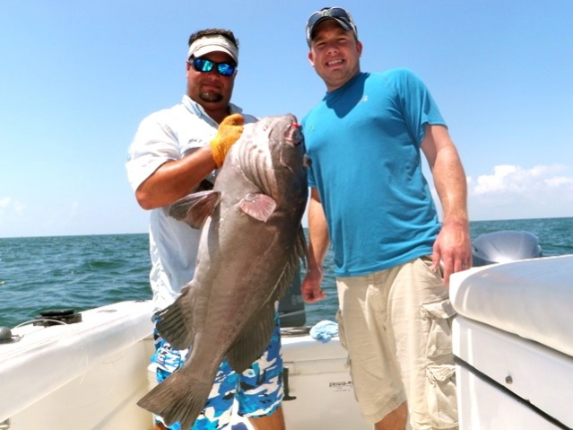 Tuna are getting bigger....and from the looks of it stronger.-1404-jpg