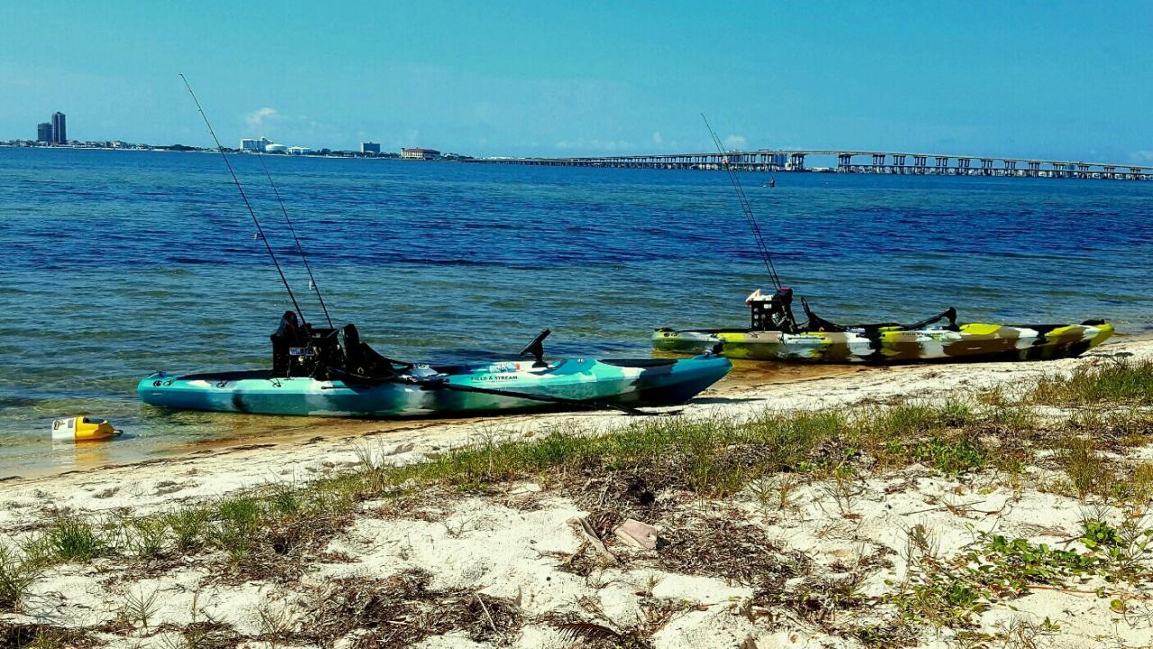 First Ever Kayak Fishing Trip!-15016-jpg