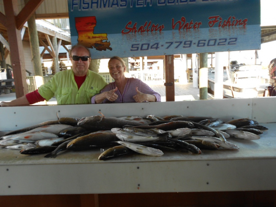 Port Sulpher, Louisiana, Happy Jack, two days of extreme catching fish-19-jpg