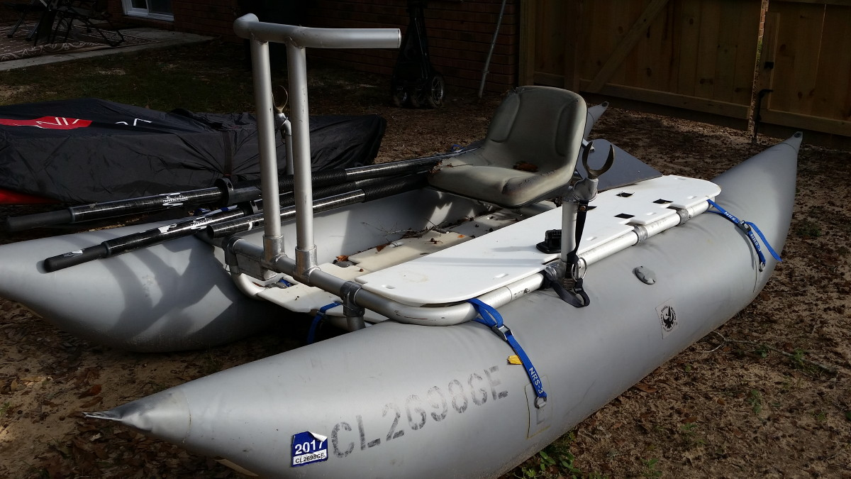 2009 Custom 10' Cat-Raft 00 OBO-1a-jpg