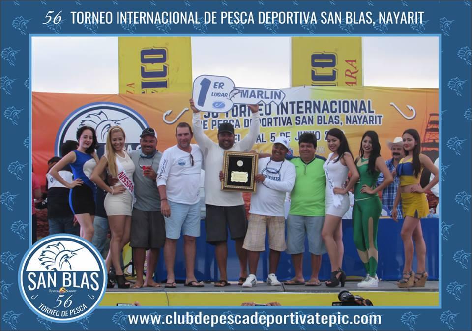 Captain Cesar Perez Brakes Marlin record in San Blas-1st-place-marlin-jpg