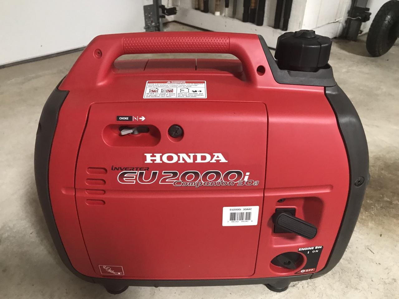 Honda EU2000i Generator-2-jpg