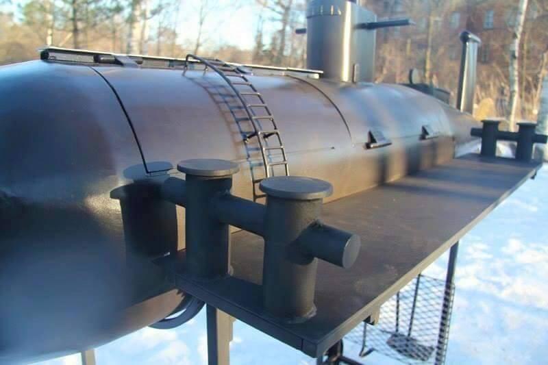 Submarine Barbque Grill-2-jpg
