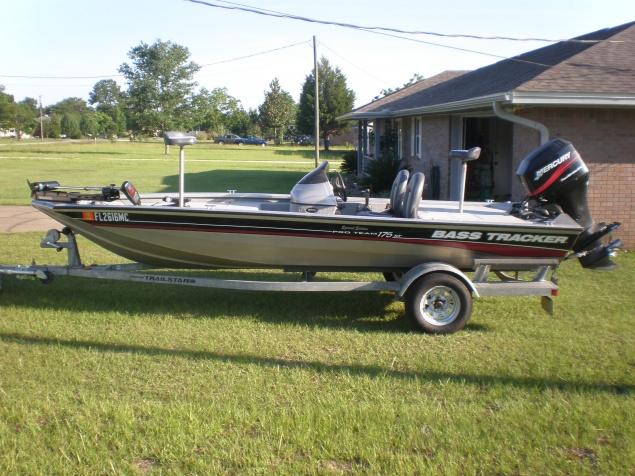 2002 Bass Tracker 175 w/60 HP Mercury - Pensacola Fishing Forum