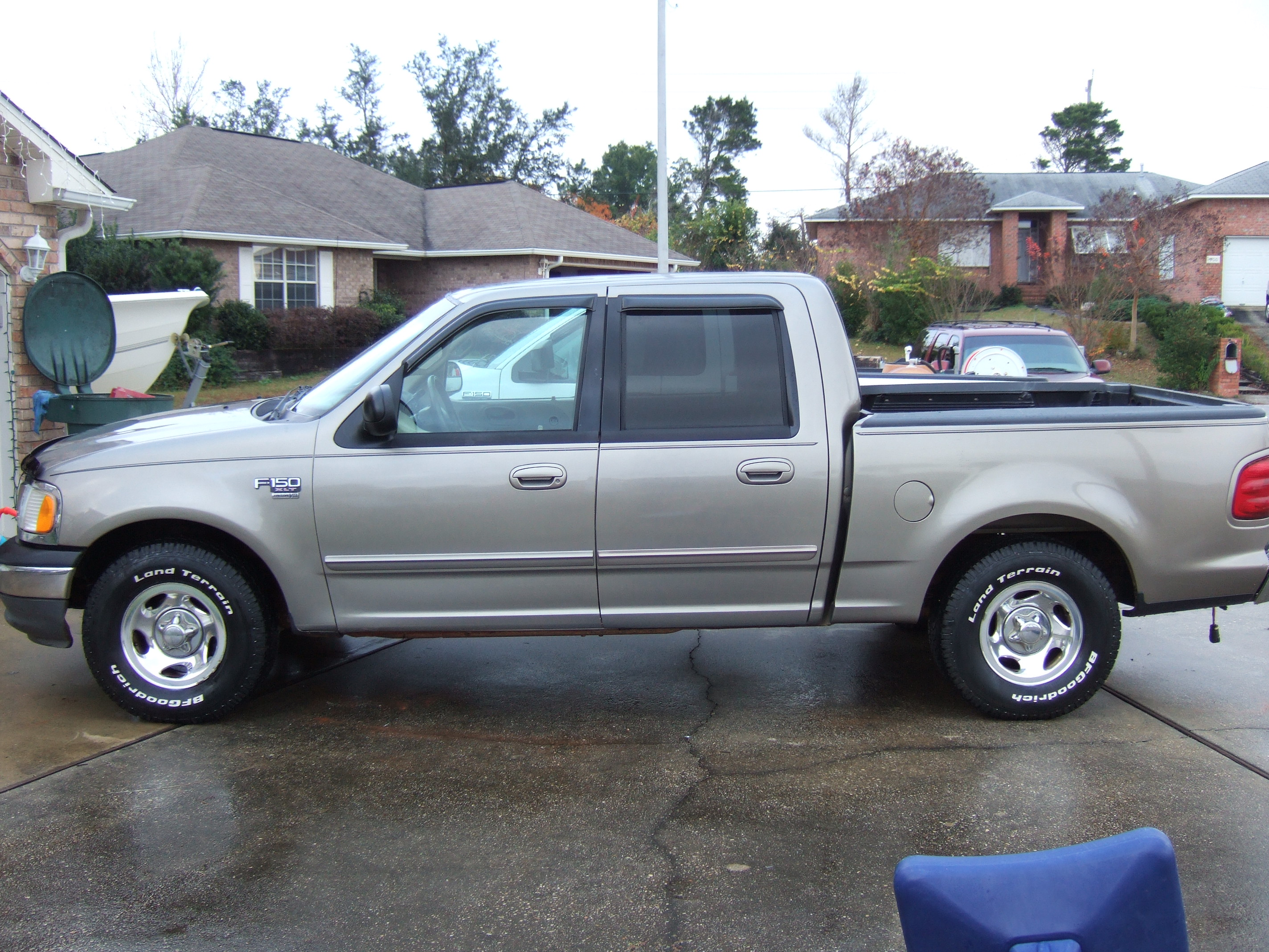 2002 Ford F150 Supercrew 6000 Firm Pensacola Fishing Forum