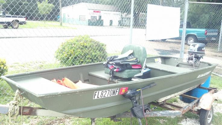 aluminum john boat and nice YAMAHA and TROLLING MOTOR-2012-08-08_14-45-38_532-jpg