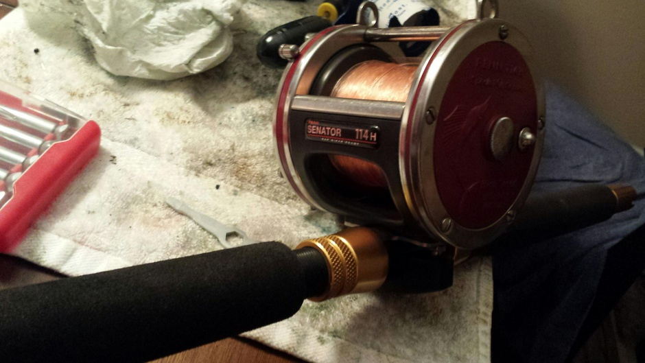 Penn combos for sale pensacola fishing forum for Craigslist fishing rods and reels