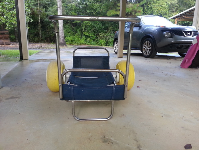 Pensacola Beach Fishing Beach/fishing Cart 4 Sale