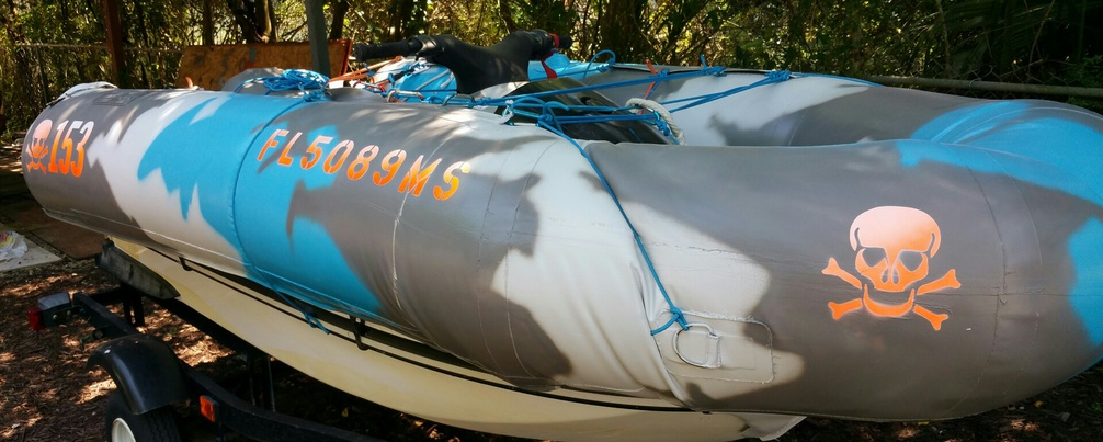 Fishing Jet ski painted and reassembled-20150828_135419-1-picsay-jpg