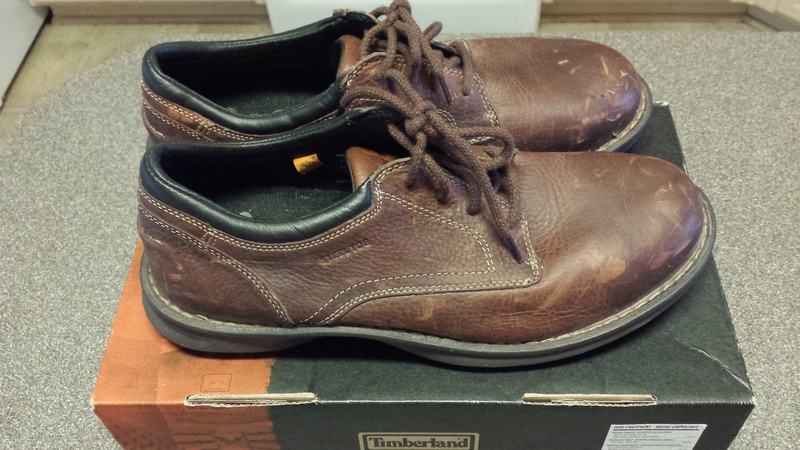 Timberland 10.5 steel toe shoes-20151010_143935-jpg