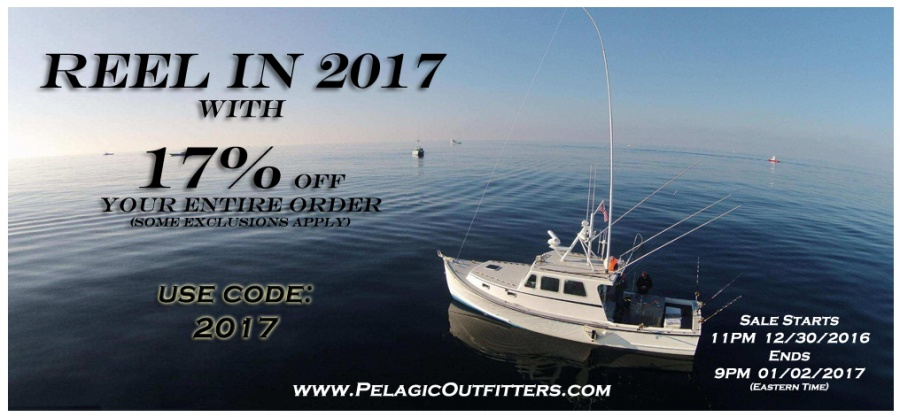 Reel in the Savings with Pelagic Outfitters 2017 Sale-2017-sale-jpg