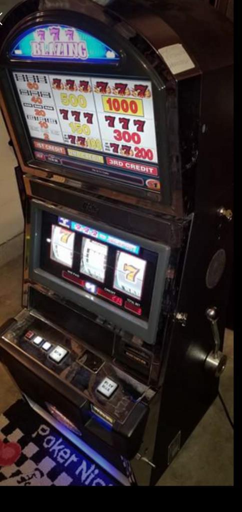 Grandx slot machine