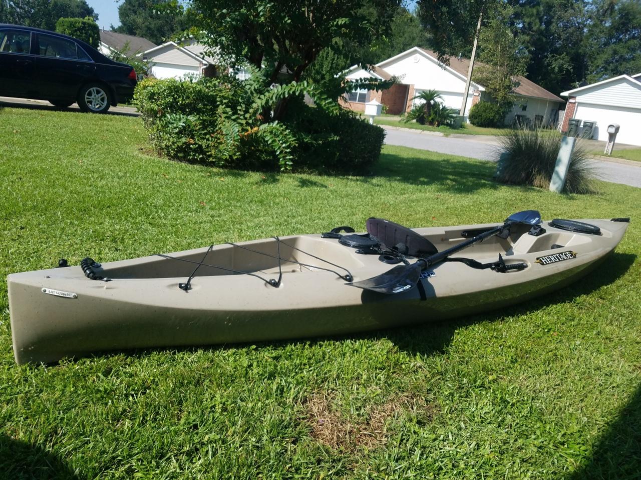 Heritage Angler 12 Kayak - 0-20180822_095952-jpg