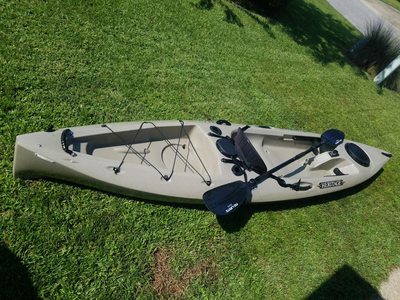 Heritage Angler 12 Kayak - 0-20180822_095957-jpg