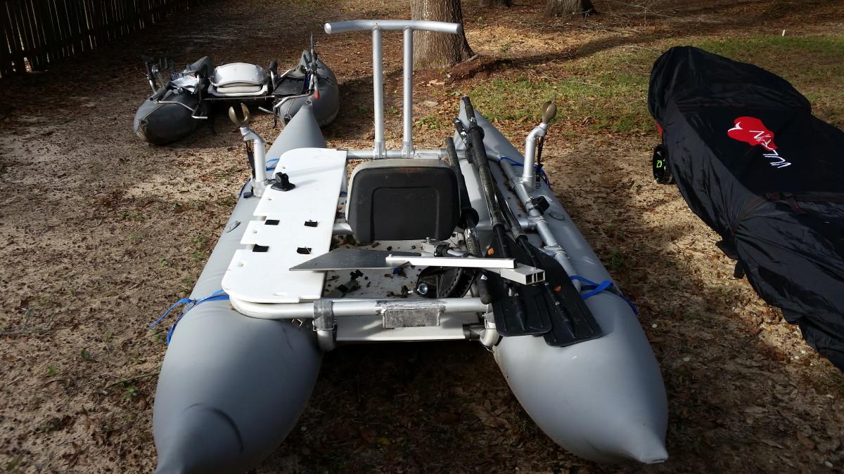 2009 Custom 10' Cat-Raft 00 OBO-2a-jpg