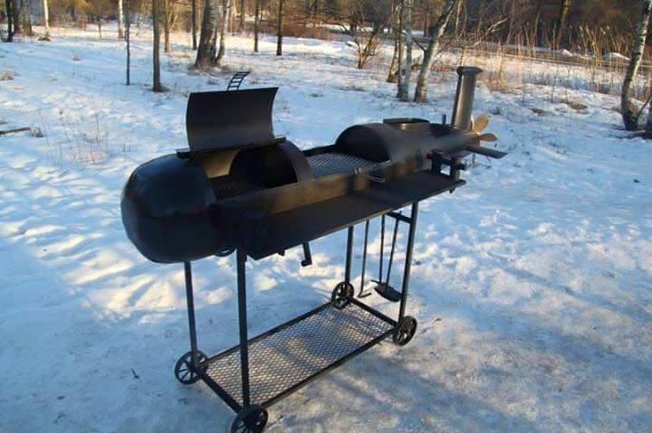 Submarine Barbque Grill-3-jpg