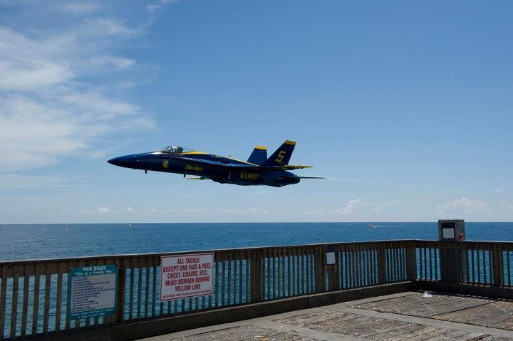 Blue Angel Pensacola Pier shot-391752_416061818434942_506323388_n-jpg