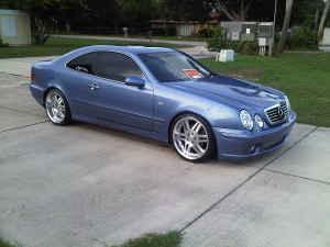 FS Mercedes CLK Lorinser $9900! - Pensacola Fishing Forum