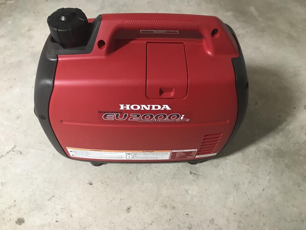 Honda EU2000i Generator-4-jpg
