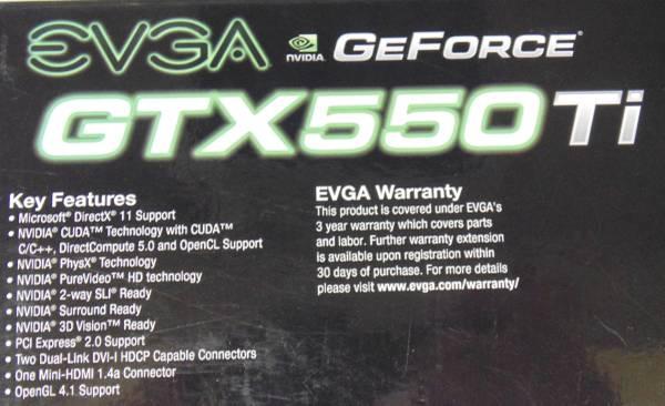 Graphics card - EVGA GeForce GTX 550 Ti-4-jpg