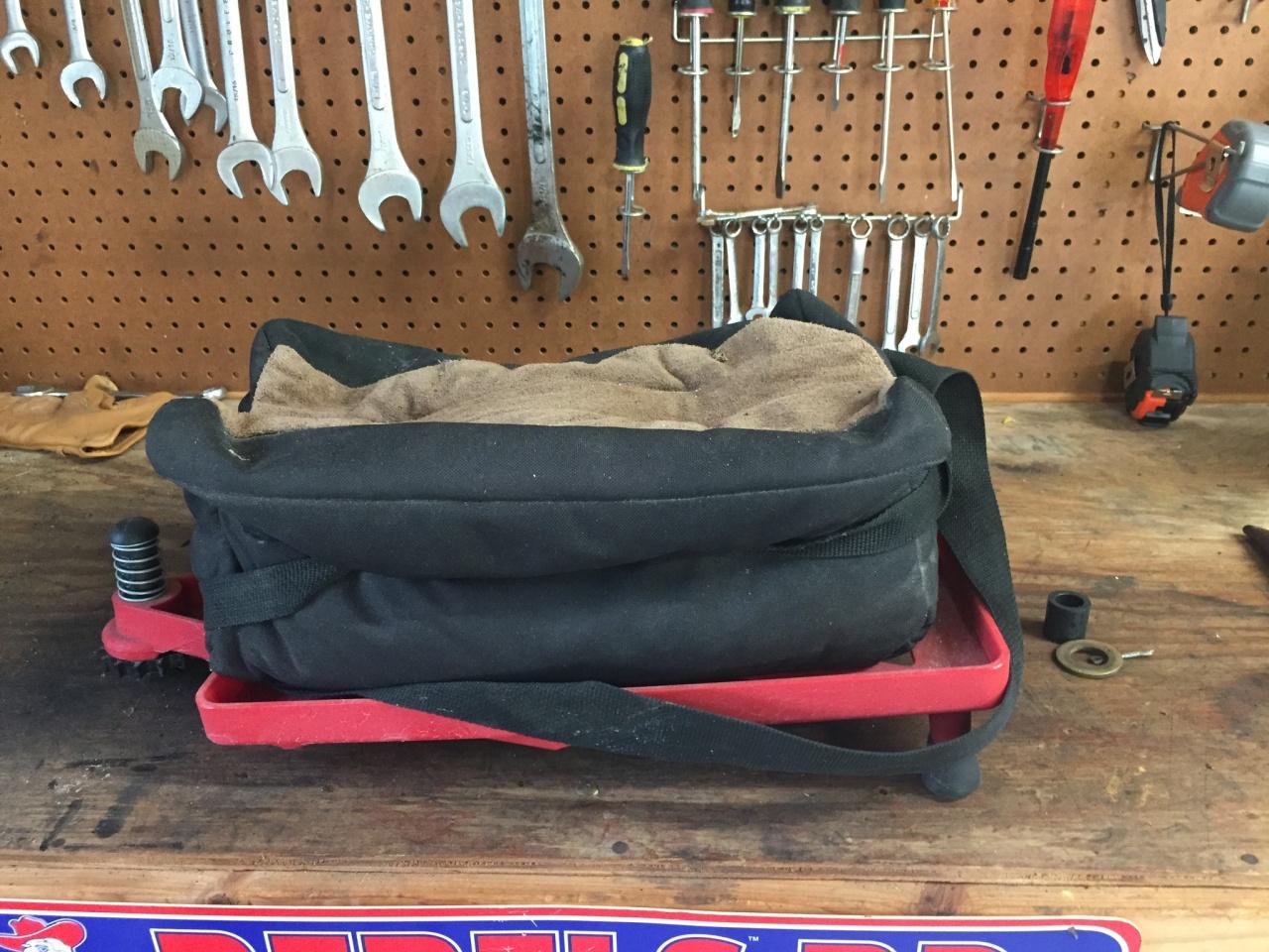 Tasco Sotting Scope and Shooting Bag-4fc0f740-d305-4bc6-a006-def86b9754da-jpg