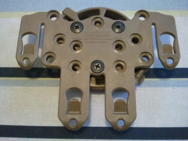 BLACKHAWK! LEVEL 2 TACTICAL SERPA HOLSTER w/ MOLLE and BELT ADAPTER - 5-5gb5e55f43e33mc3l1c75cc7951884dc210e9-jpg