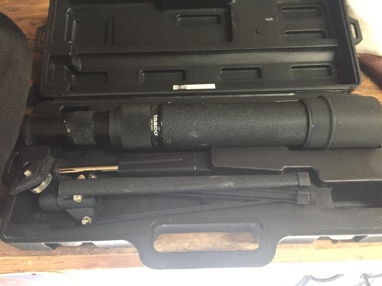 Tasco Sotting Scope and Shooting Bag-7d3f8945-4680-46a0-be50-e5bdb2324d88-jpg