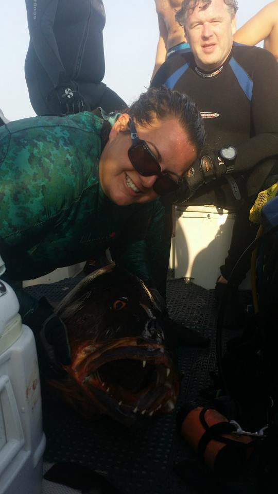 Local dive master shoots 81 pound cubera snapper-81lbcubera3-jpg