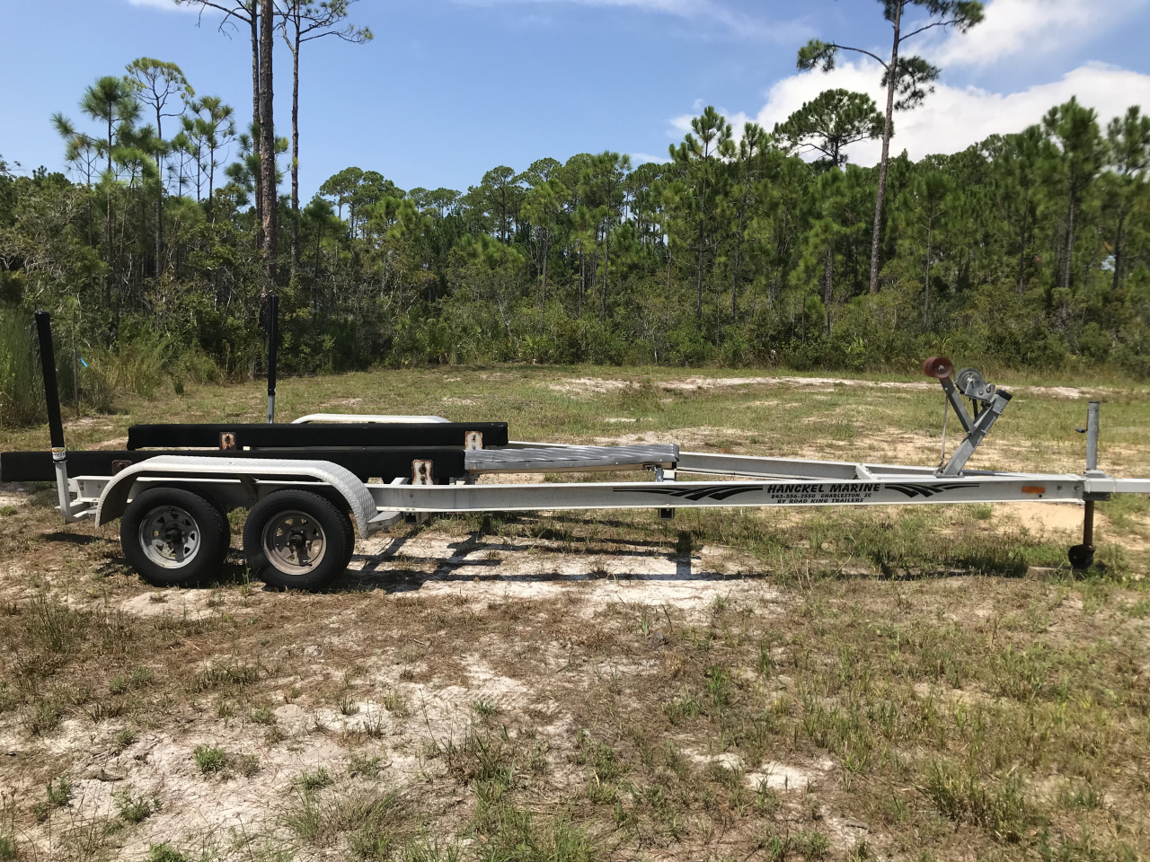 Used boat trailer for sale - Pensacola Fishing Forum