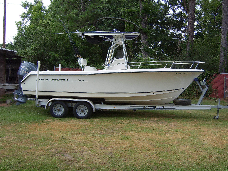 2006 Sea Hunt-triton 220