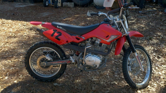For Sale 2005 Baja Dirt Bike 125 In Excellent Condition