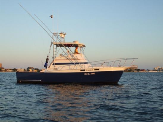 1/3 ownership in 6 pk charter boat-boat-jpg